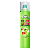 Garnier Fructis Volume Extend Dry Shampoo Review